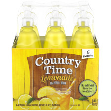 Country Time Burst Lemonade Ready-to-Drink Soft Drink 40.5 fl oz Shrink Wrapped