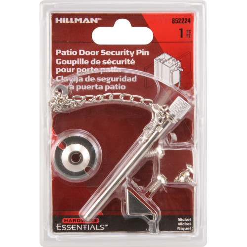 Hardware Essentials Patio Door Security Pin