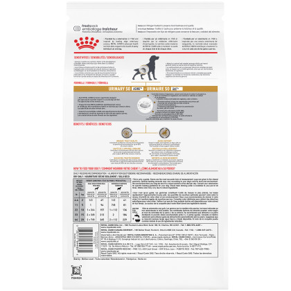 Royal Canin Veterinary Diet Canine Urinary SO Aging 7+ Dry Dog Food