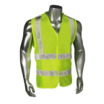 Radians LHV-6ANSI-2H-HG Type R Class 2 Safety Vest