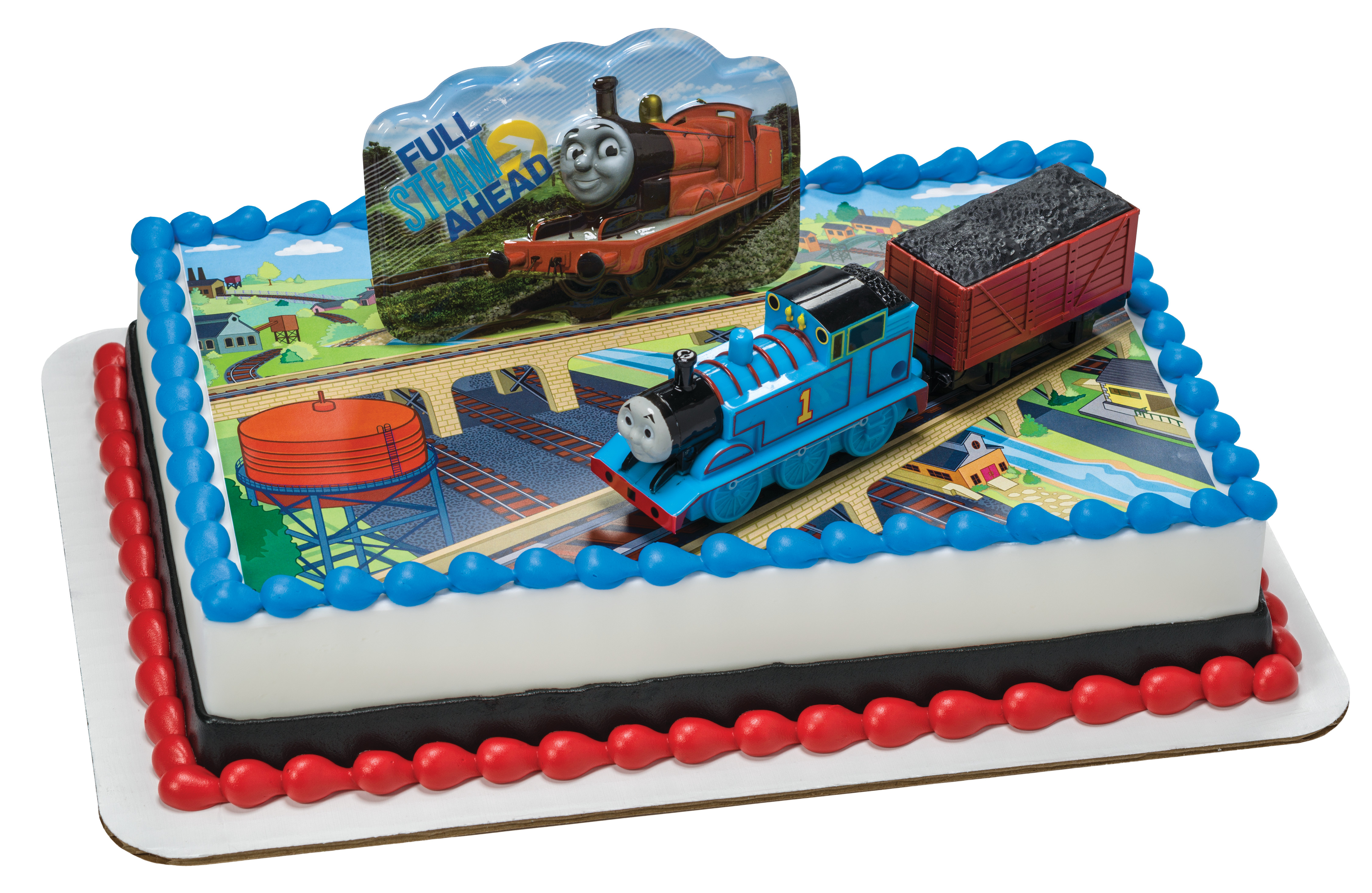 Thomas Amp Friends Coal Car Photocake 174 Decoset 174 Background