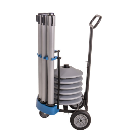 Rover Cart Bundle - Silver Steel 17