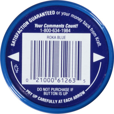 Kraft Roka Blue Cheese Spread 5 oz Jar