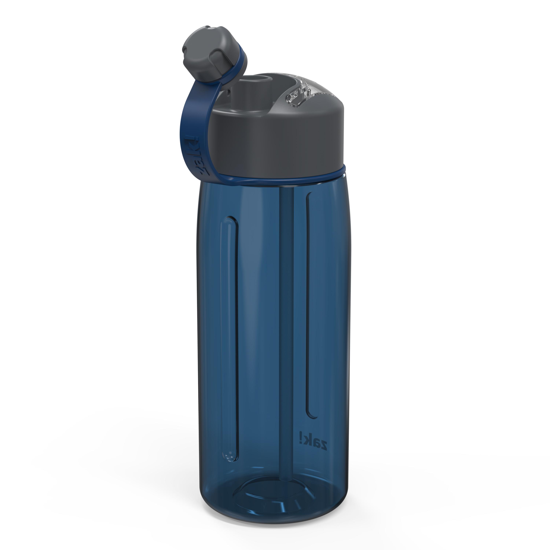 Genesis 32 ounce Water Bottle, Indigo slideshow image 6