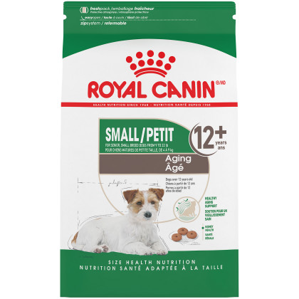 Small Aging 12+ Dry Dog Food