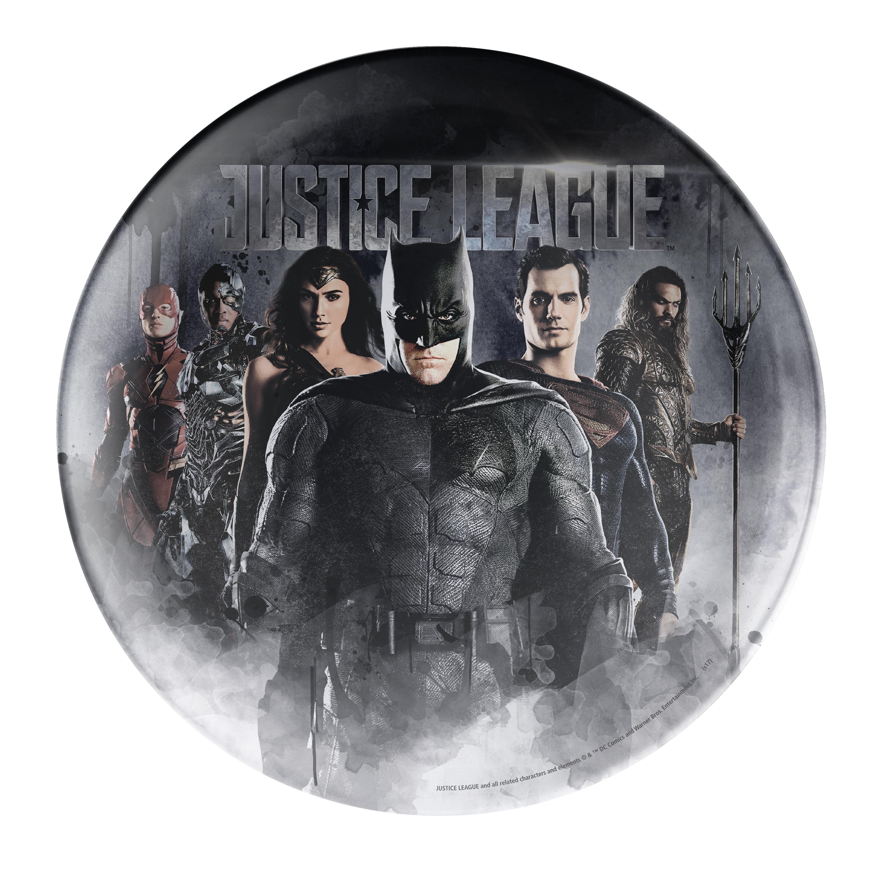 DC Comics Kids Plate, Justice League slideshow image 1