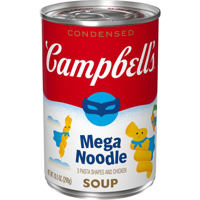 Mega Noodle Soup