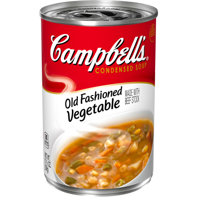 Old-Fashioned Vegetable Soup