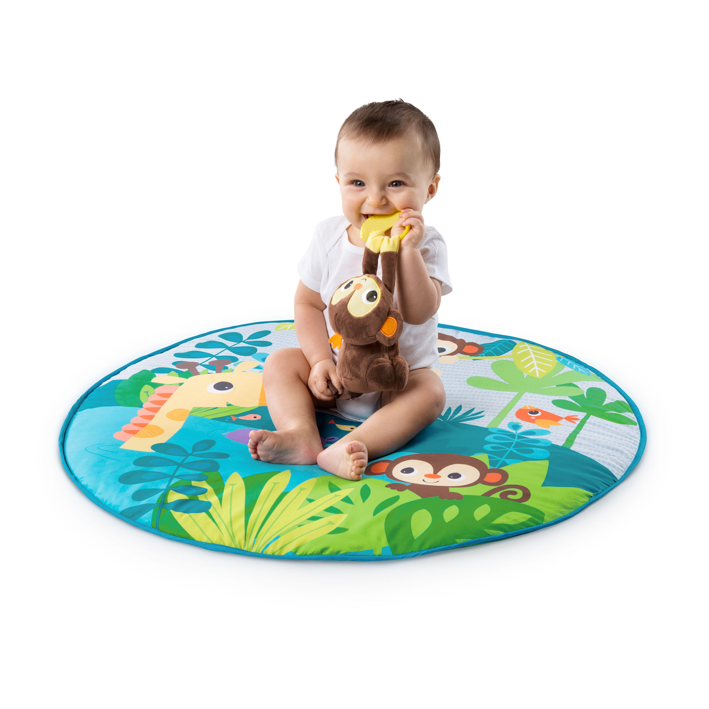 Monkey Business Musical Activity Gym™
