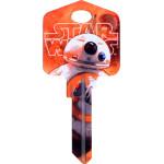 Star Wars BB-8 Key Blank