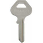 Small Padlock Key Blank CP-10