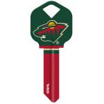 NHL Minnesota Wild Key Blank