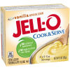 Jell-O Cook & Serve Vanilla Pudding & Pie Filling 3 oz Box