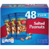 Planters Salted Peanuts 48 - 1 oz Bags