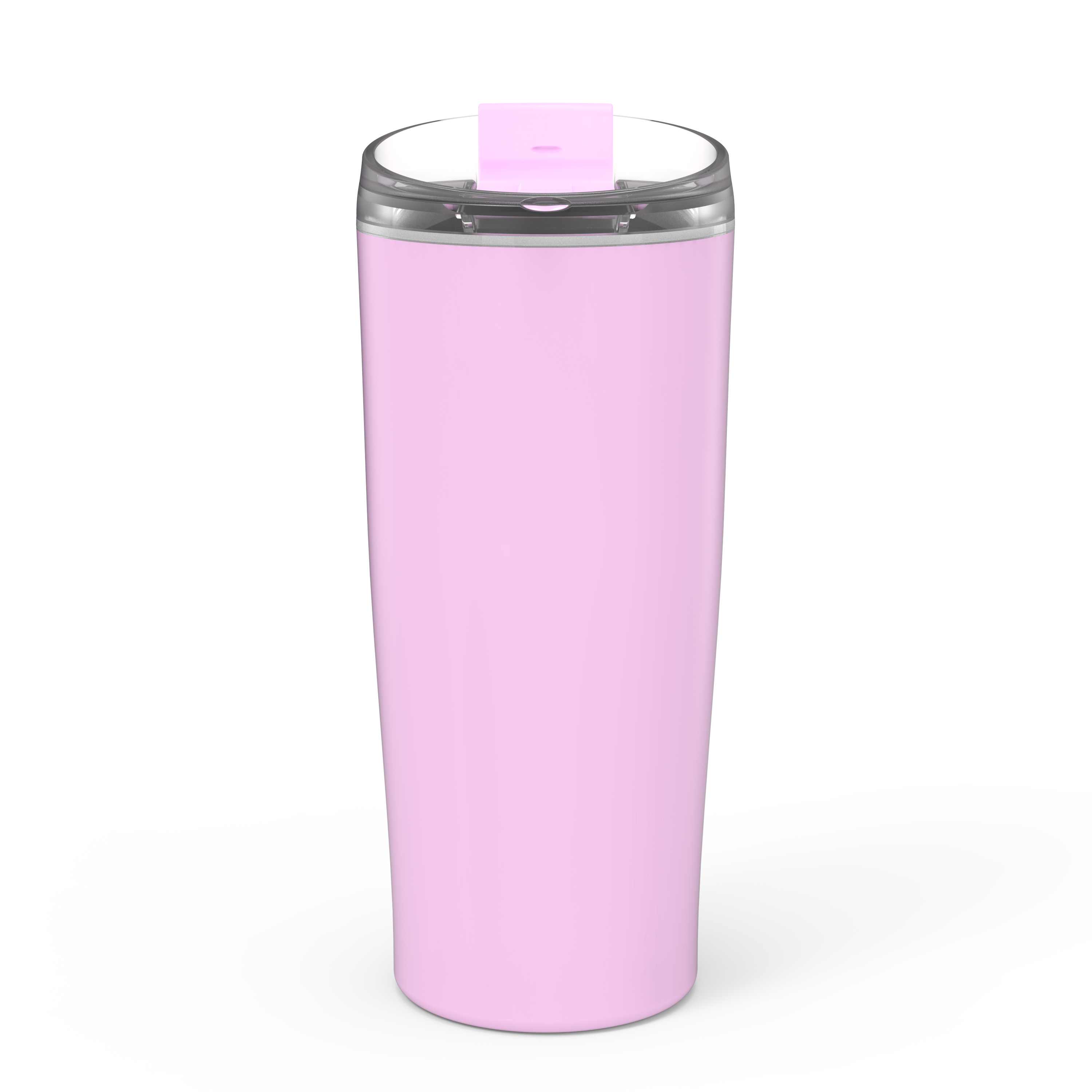 Aberdeen 20 ounce Vacuum Insulated Stainless Steel Tumbler, Lilac slideshow image 7
