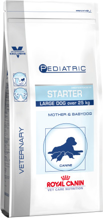 Pediatric starter large dog