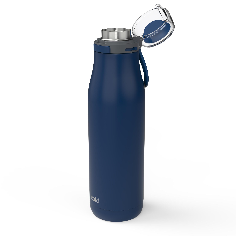 Kiona 29 ounce Vacuum Insulated Stainless Steel Tumbler, Indigo slideshow image 4