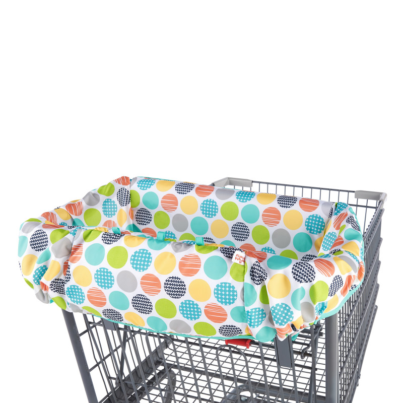 2-in-1 Cozy Cart Cover™ - Glass Gems