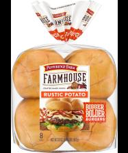 Pepperidge Farm® Farmhouse™ Potato Buns, toasted