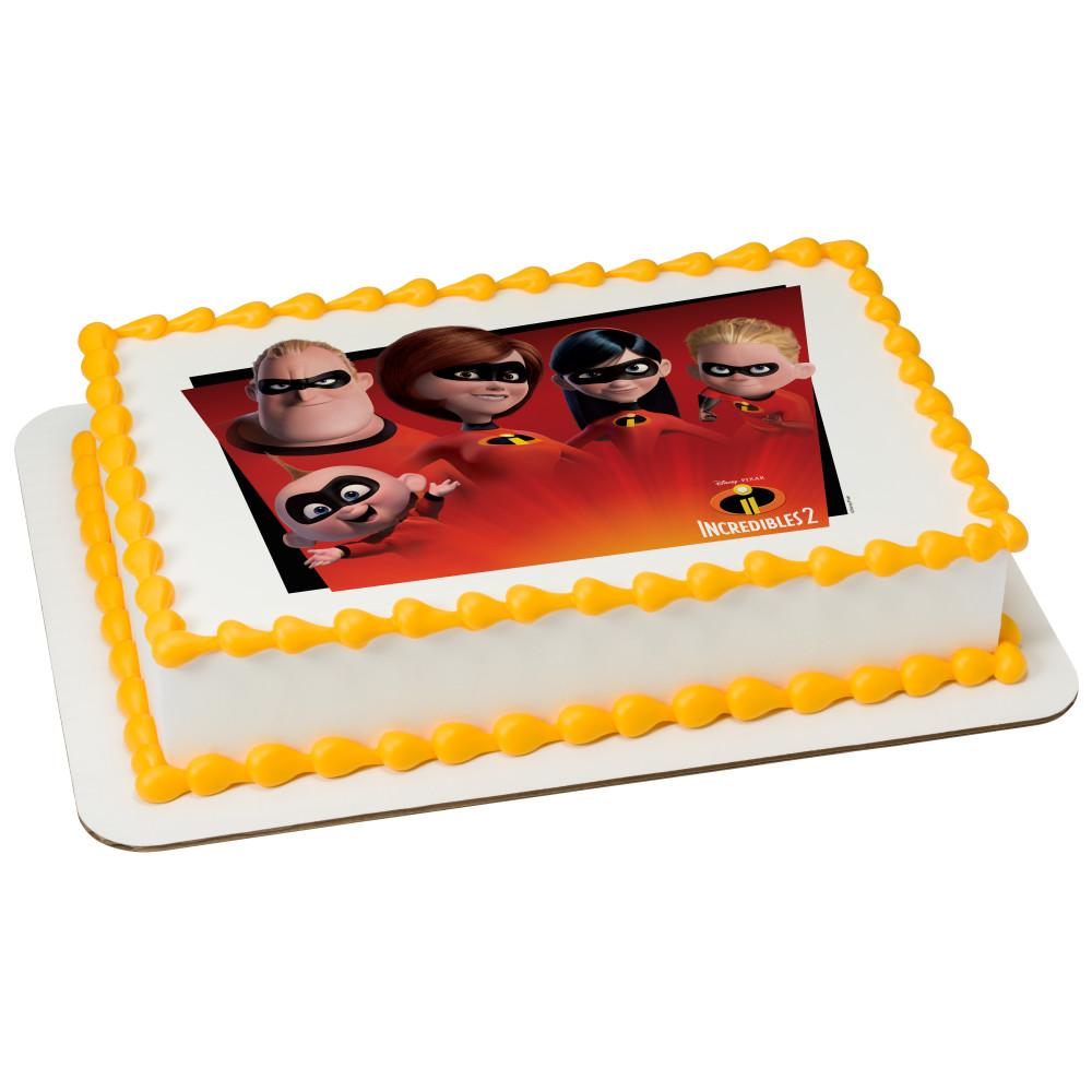 Incredibles 2 Favorite Super Hero Family