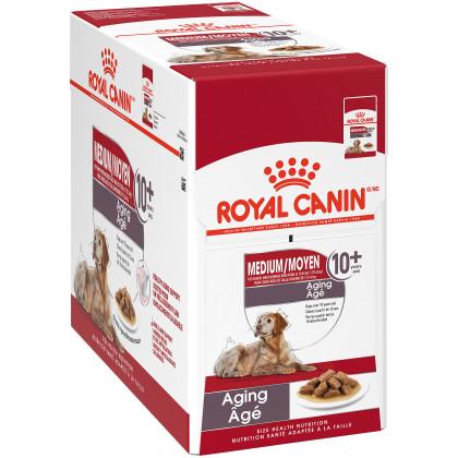 Medium Aging 10+ Pouch Dog Food