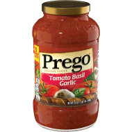 Tomato Basil Garlic Italian Sauce
