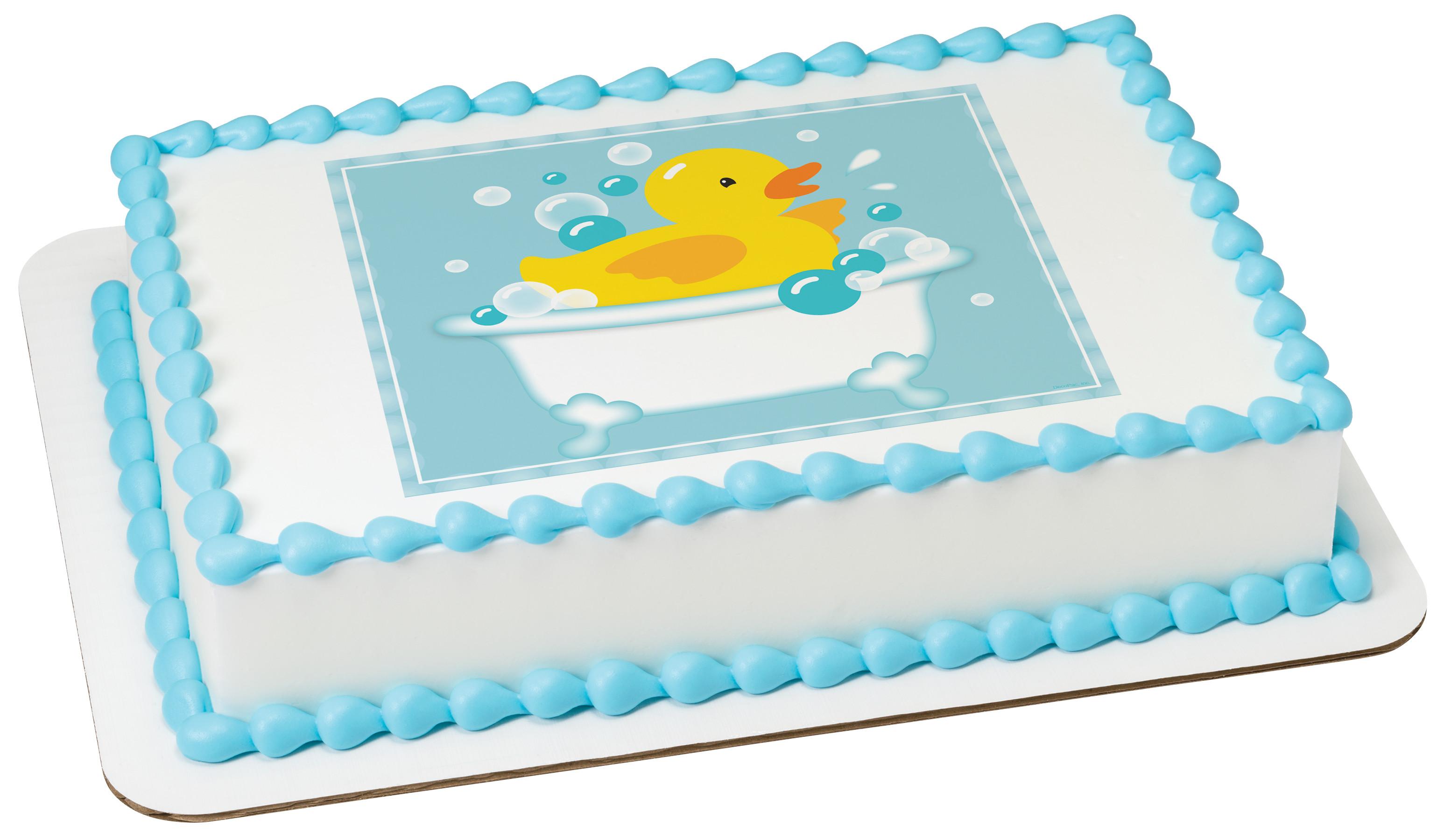 Ducky Photocake 174 Edible Image 174 Decopac