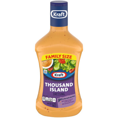 Kraft Thousand Island Dressing 24 fl oz Bottle
