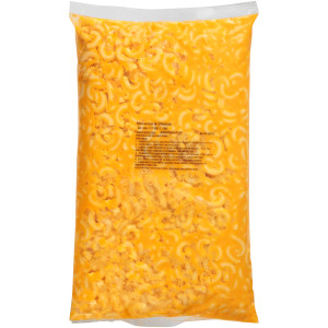 QUALITY CHEF Macaroni & Cheese, 7 lb. Frozen Bag (Pack of 6) image