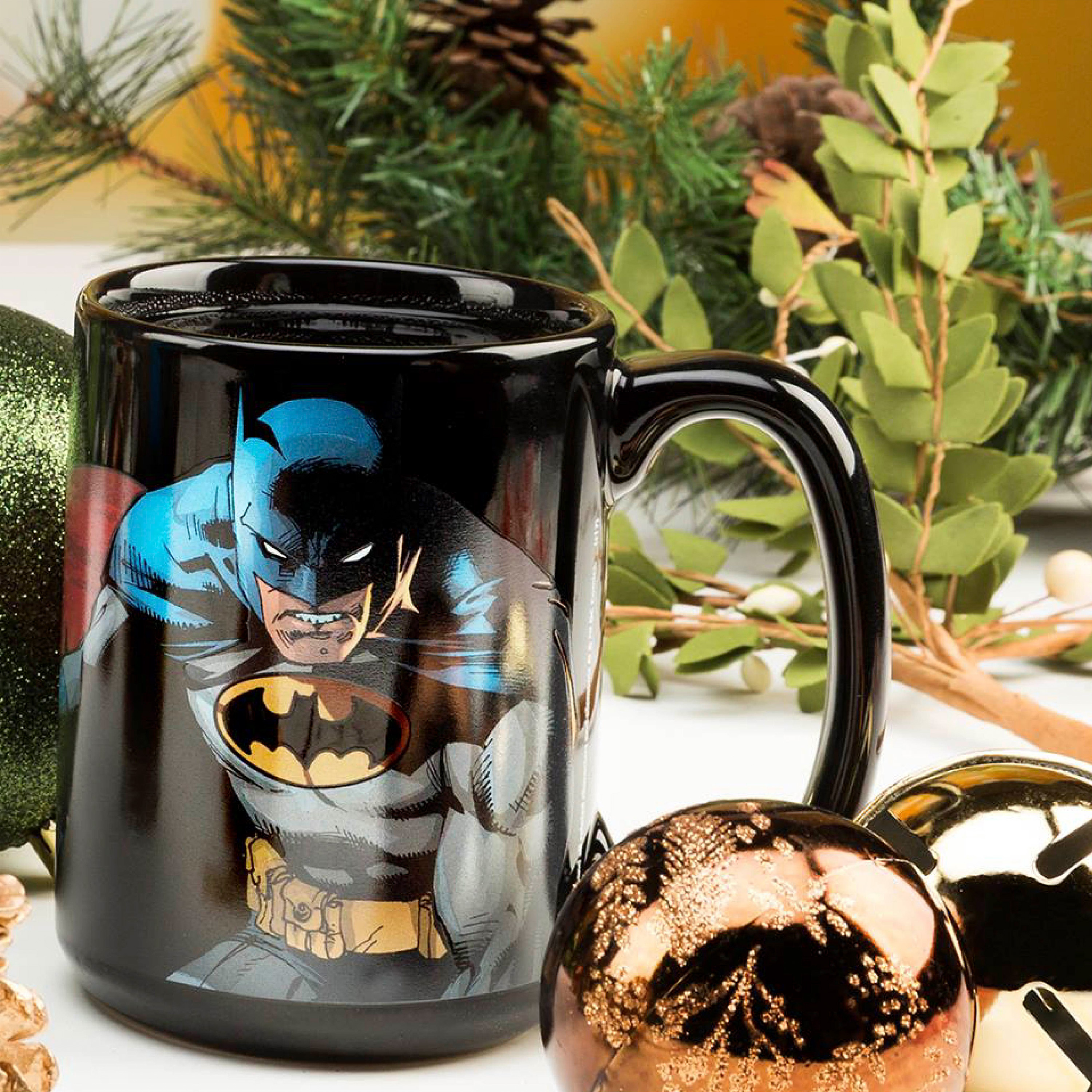 DC Comics 15 oz. Coffee Mug, Batman slideshow image 8