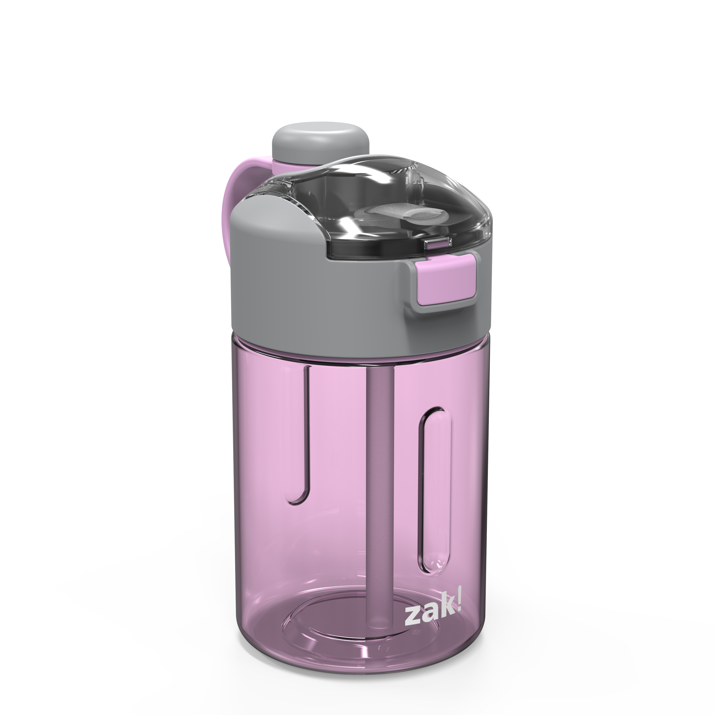 Genesis 12 ounce Water Bottle, Lilac slideshow image 3