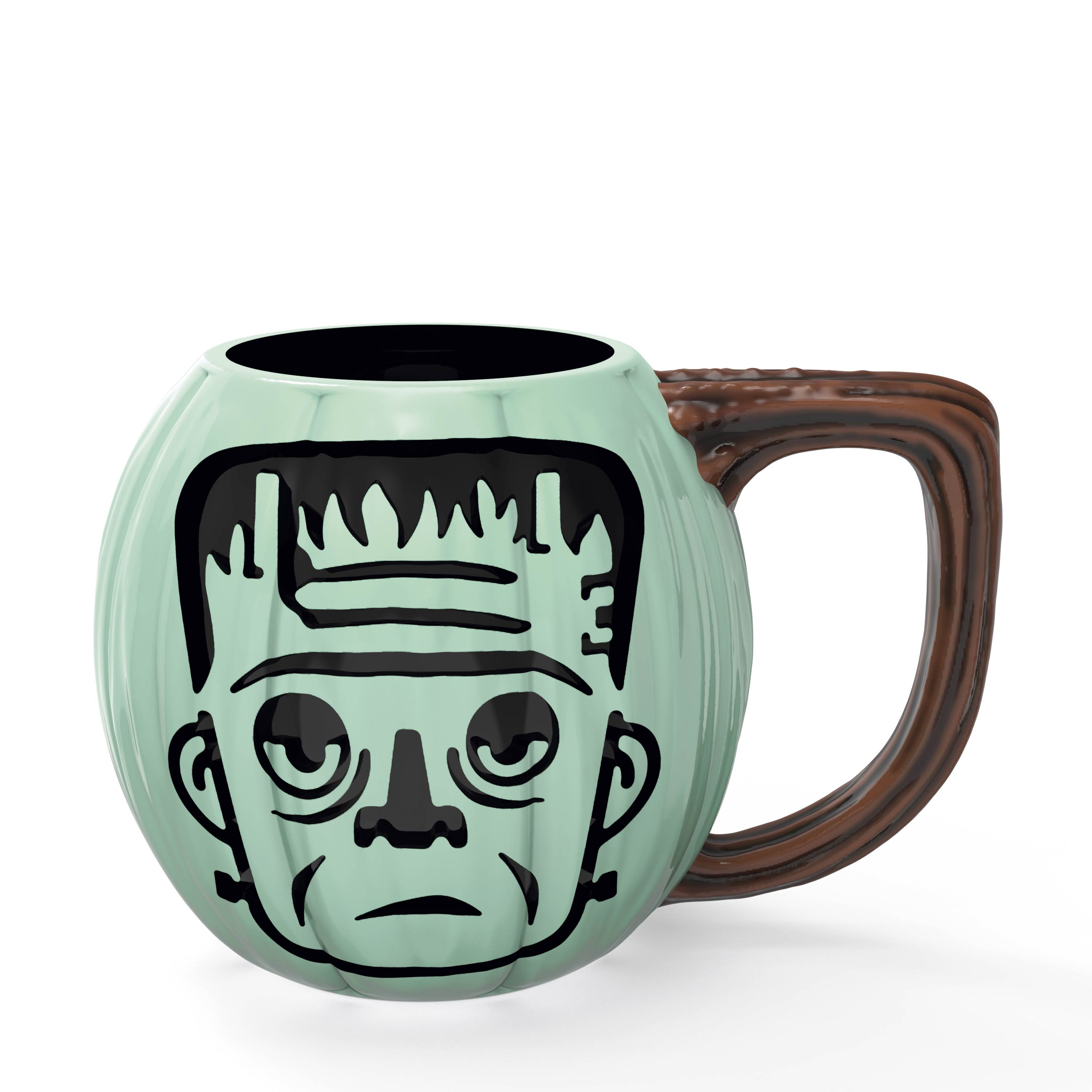 Little Monsters 15 ounce Coffee Mug and Spoon, Frankenstein slideshow image 5