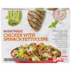 Smart Made Smart Ones Chicken with Spinach Fettuccine 9 oz Box