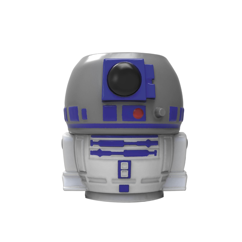 Star Wars 13 ounce Coffee Mug and Spoon, R2D2 slideshow image 7