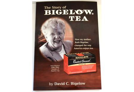 The Story of Bigelow Tea Book