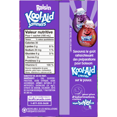 Kool-Aid Jammers, Grape