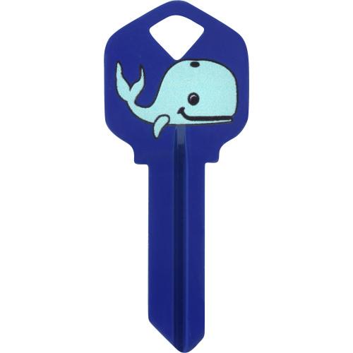 WacKey Whale Key Blank Kwikset/66 KW1