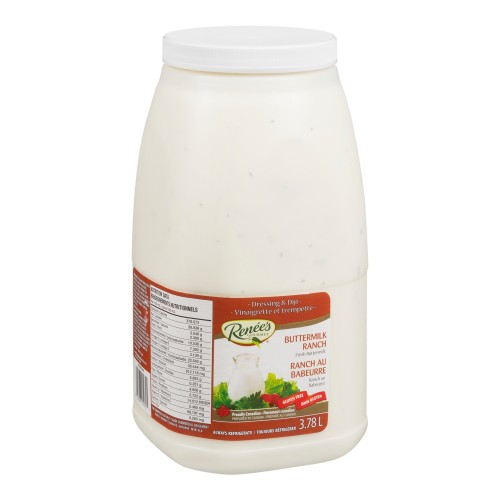 RENÉE'S Buttermilk Ranch Dressing 3.78L 2