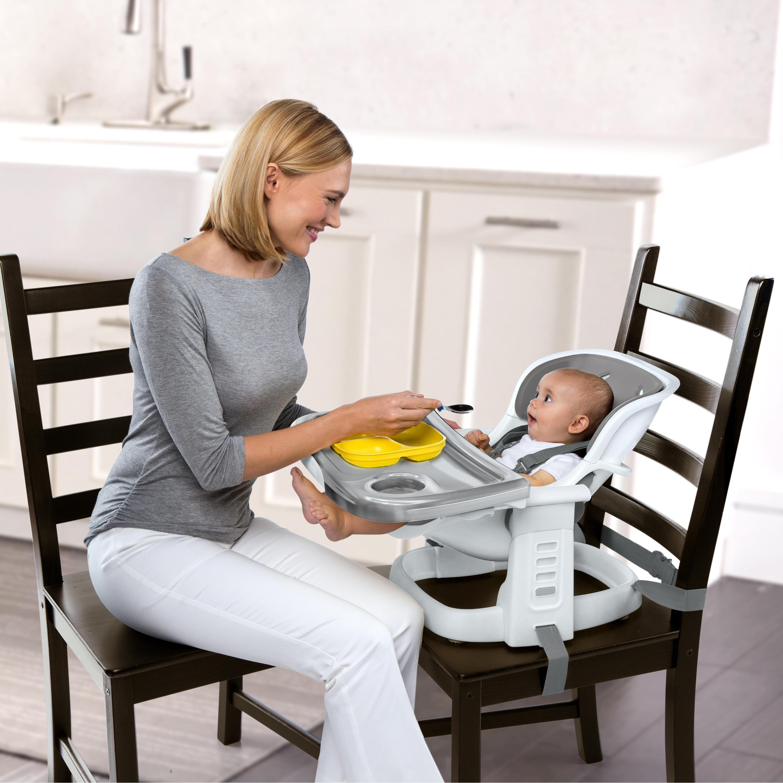 SmartClean ChairMate High Chair™ - Slate