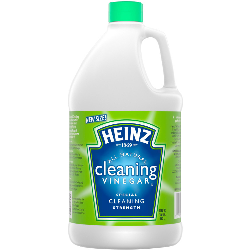 Heinz Cleaning Vinegar, 64 fl oz Jug image
