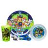 Paw Patrol Dinnerware Set, Marshall, Chase & Friends, 5-piece set slideshow image 1