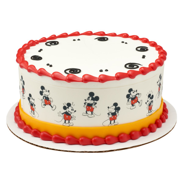 Mickey Mouse & Friends Classic PhotoCake® Edible Image® Strips