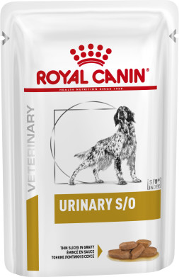Canine Urinary SO Thin Slices in Gravy