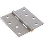 Hardware Essentials General Purpose Hinges with Fixed Pin