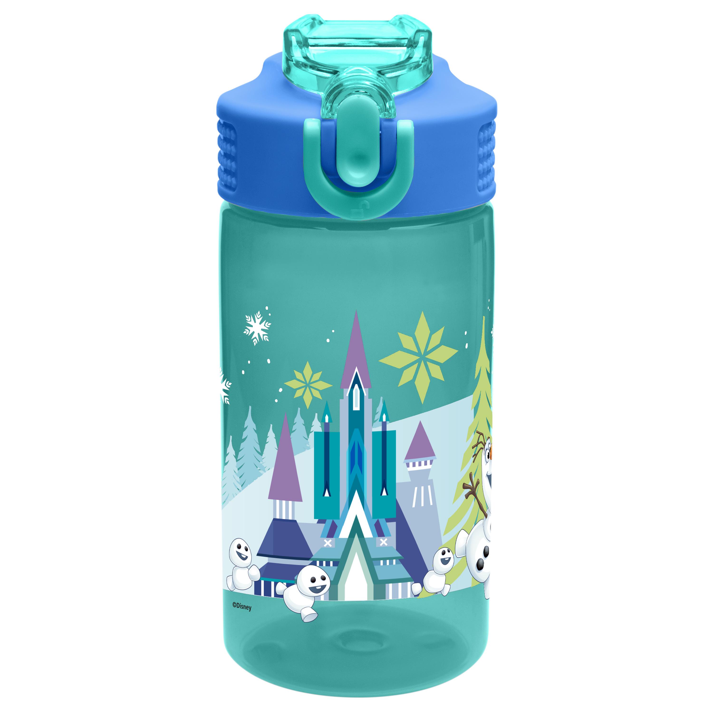 Disney Frozen 16 ounce Water Bottle, Anna & Elsa slideshow image 1