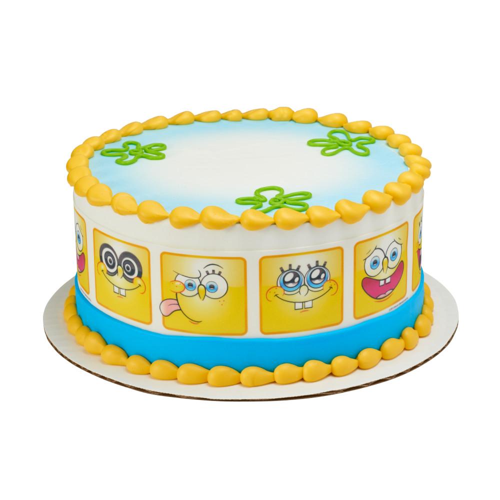 SpongeBob SquarePants™ Many Faces