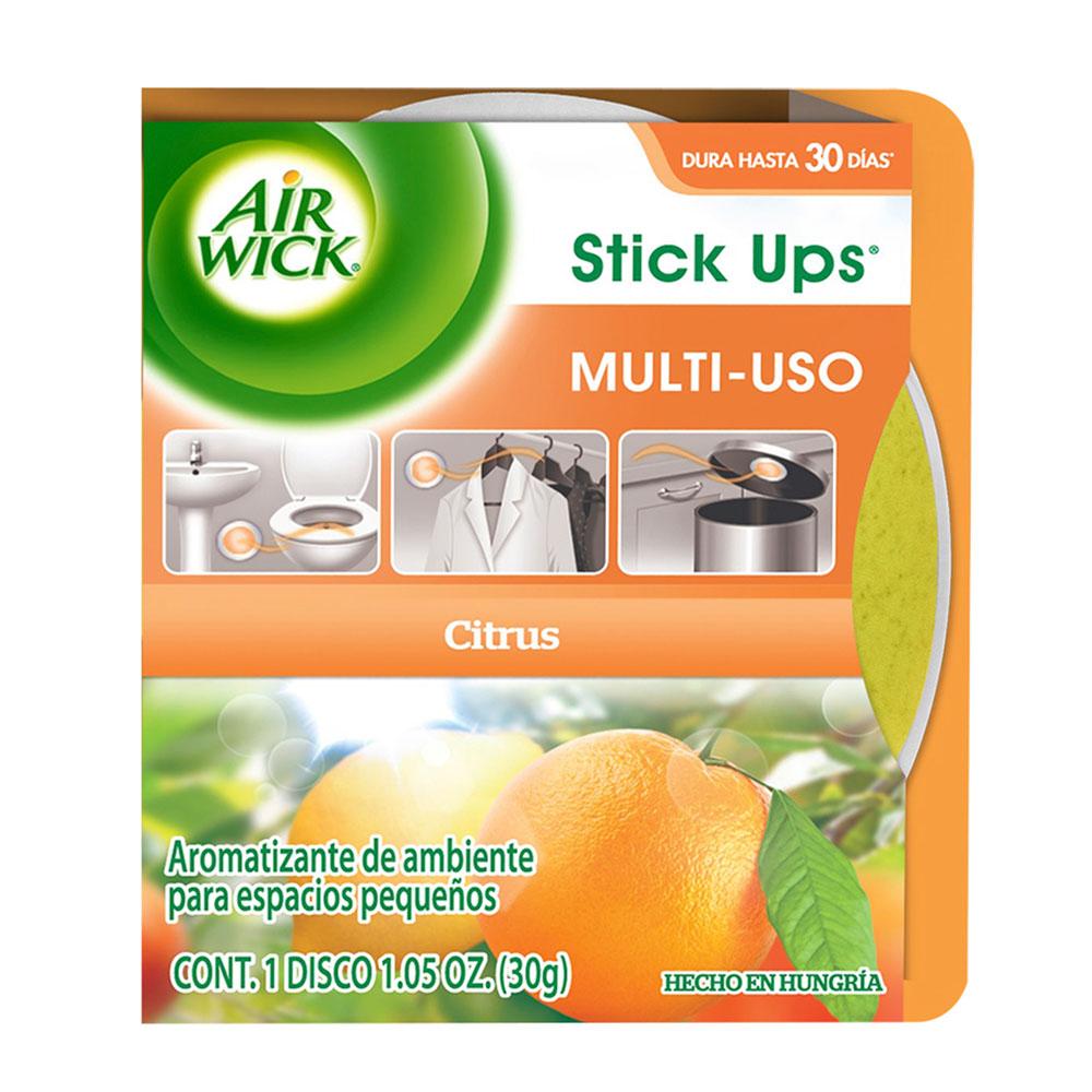 AIR WICK® STICK UPS® AROMATIZANTE DE AMBIENTE CITRUS, 30 g