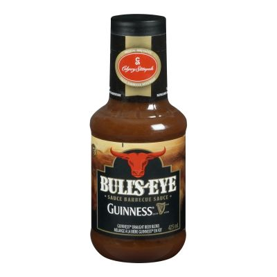 Bull's-Eye Guinness Beer Blend GGQ Sauce