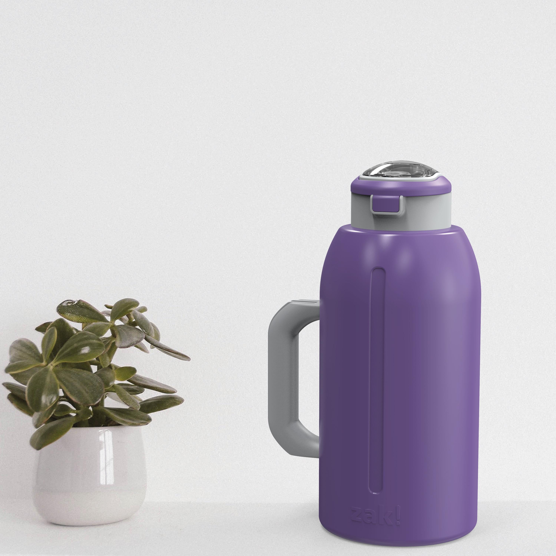 Genesis 64 ounce Stainless Steel Water Bottles, Viola slideshow image 9
