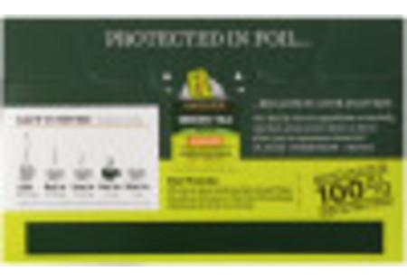 Top of Decaffeinated Green Tea box